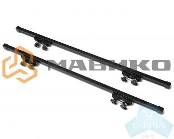 Поперечины Евродеталь 110см для лада ларгус (сталь) — Largus Shop
